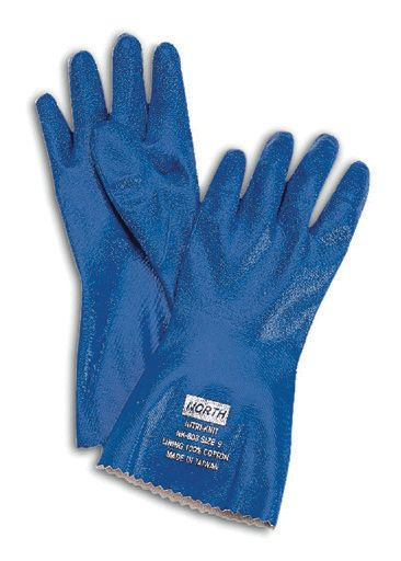 Nitri-Knit™ - Supported Nitrile Gloves - NK803