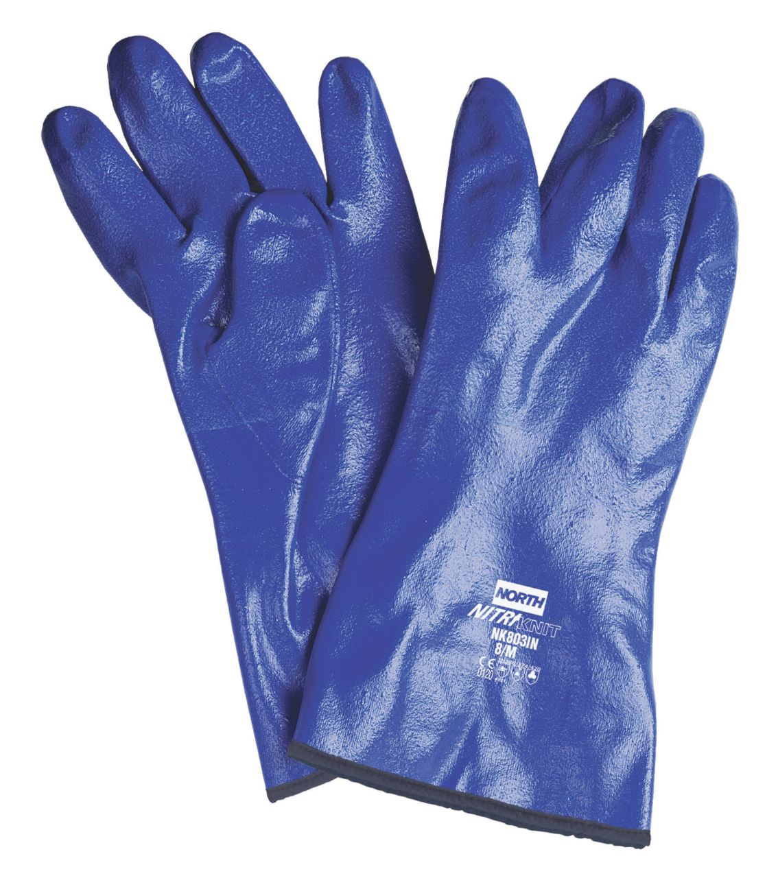 Nitri-Knit™ - Supported Nitrile Gloves - NK803IN