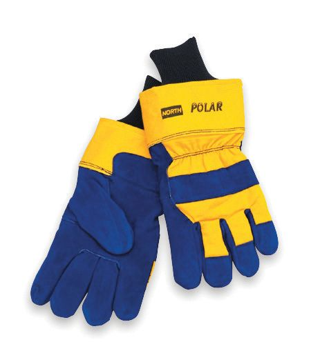 North Polar Insulated Leather Palm - 70/6465NK
