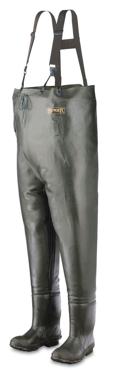 Ranger® Bluecat™ Rubber Chest Wader_3
