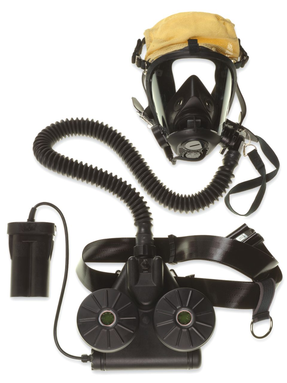 SC420 CBRN Powered Air Purifying Respirator (NIOSH)_1