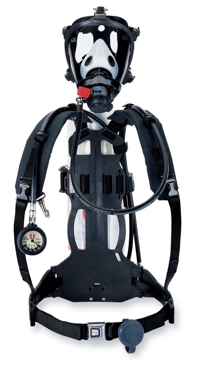 Survivair Cougar SCBA (NIOSH)_1