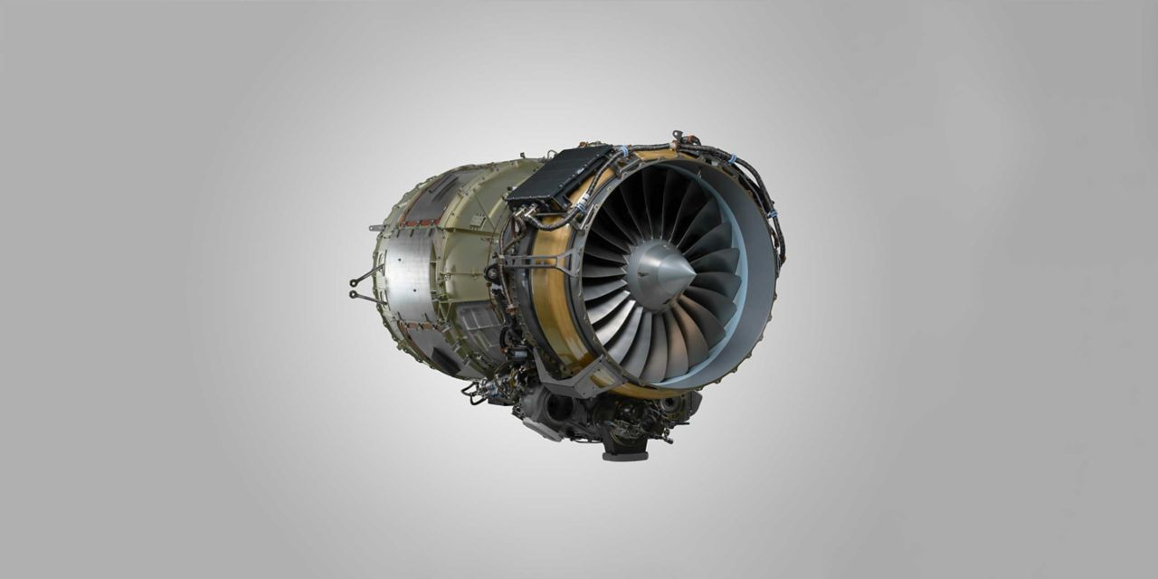 HTF7350 Turbofan Engine