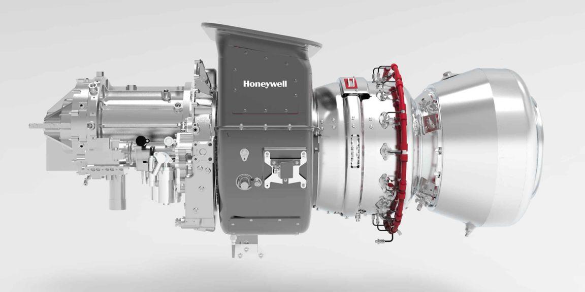 Honeywell 1MW Turbogenerator