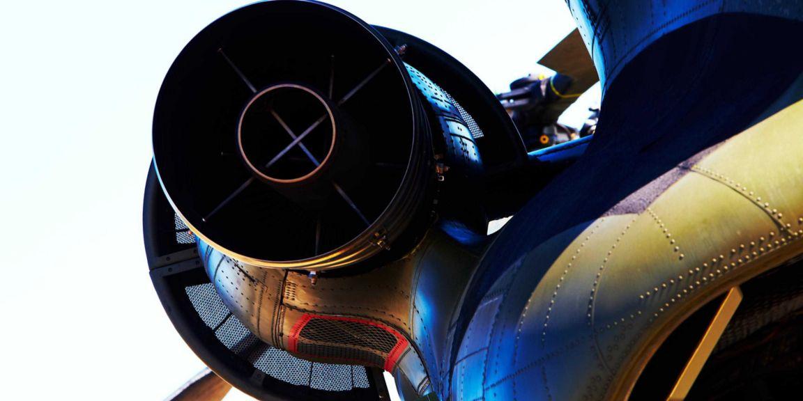 T55 Engine Chinook