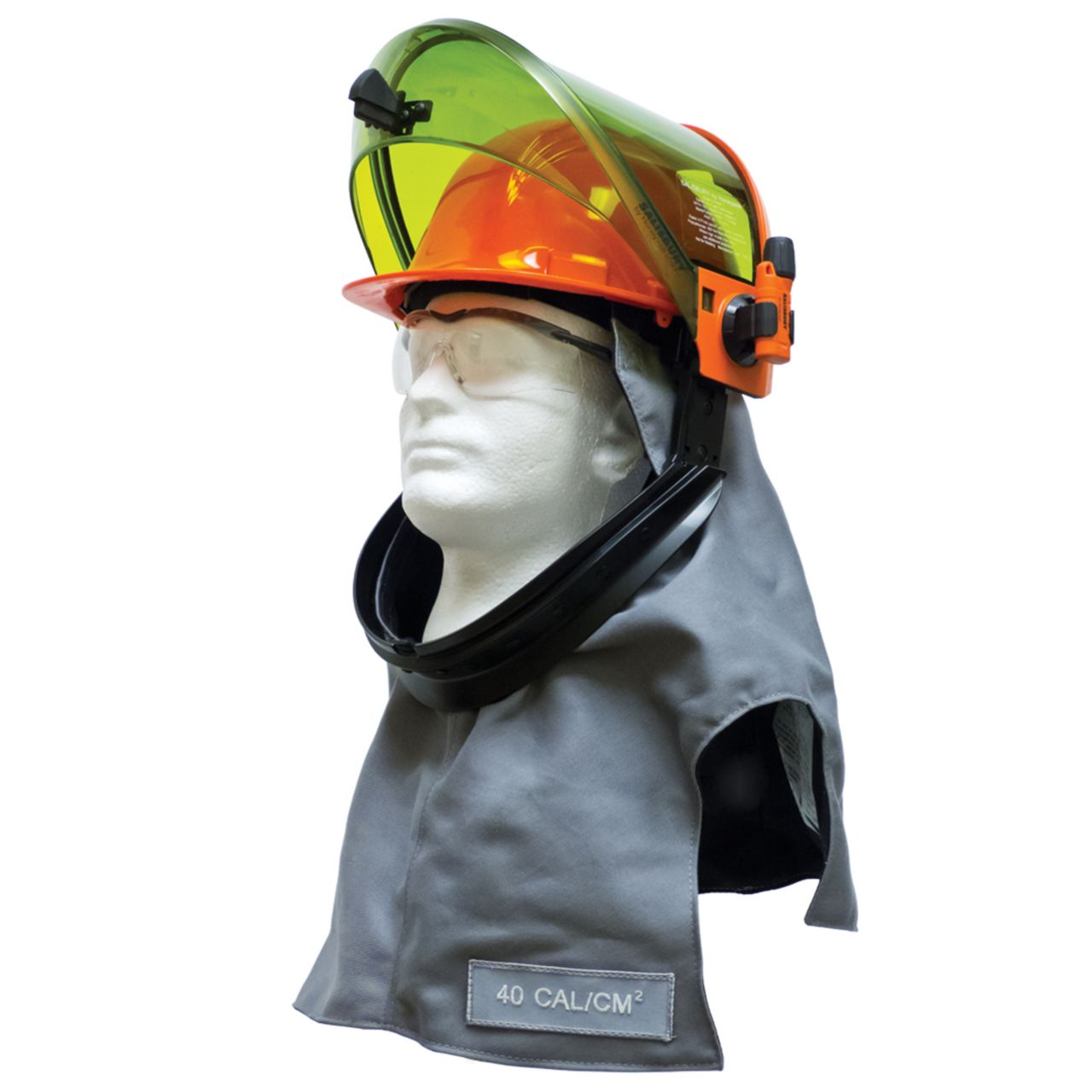 Arc Flash Lift Front Hood - 40 cal