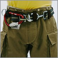 Life Grip™ Ladder and Escape Belt