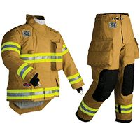 Morning Pride® TAILS™ - Structural Turnout Gear