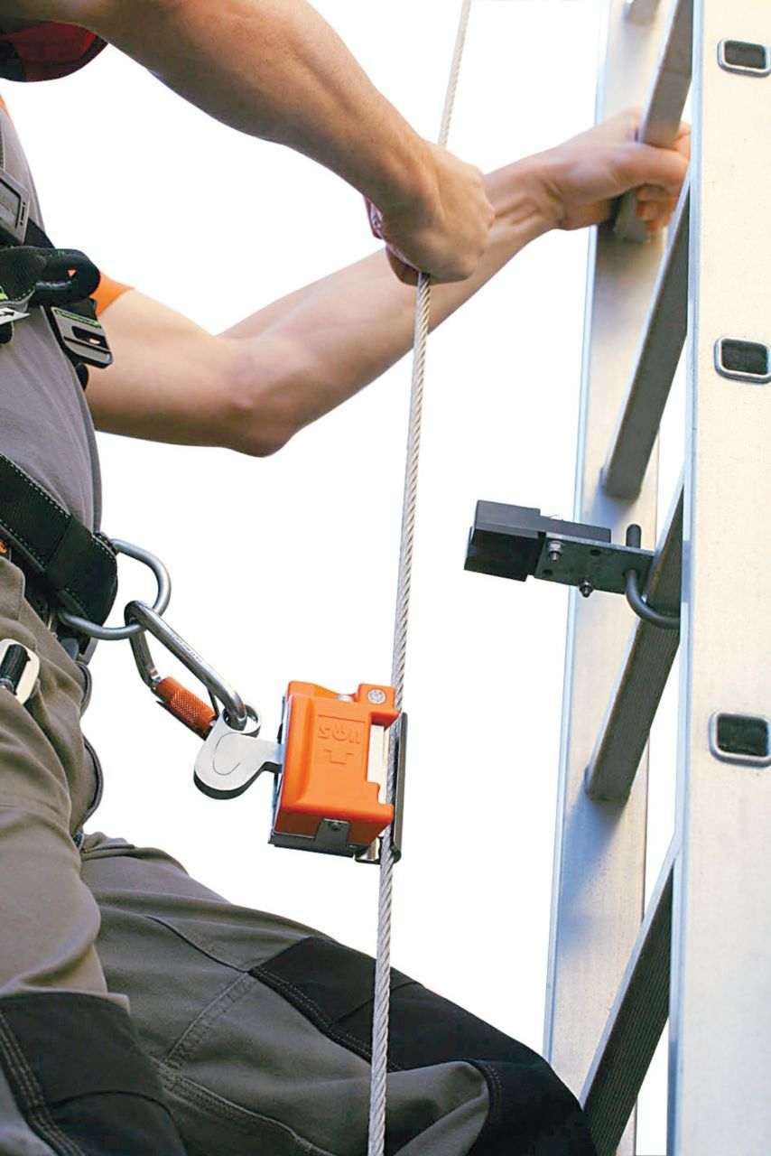 Miller Vi-Go™ Ladder Climbing Safety Systems (Cable)_4