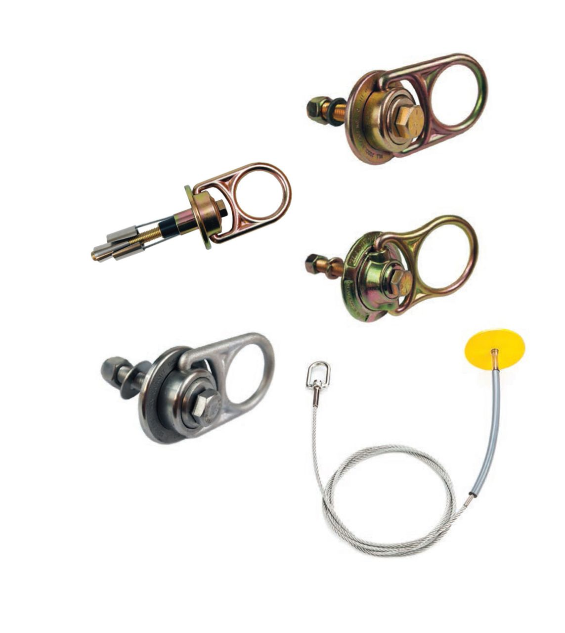Miller Swivel Anchors