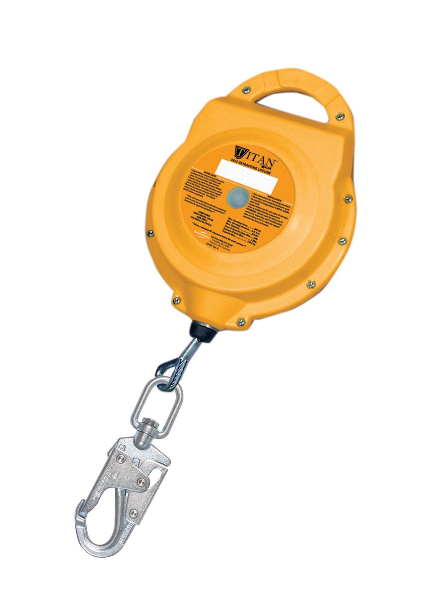 Titan™ Self-Retracting Lifelines (SRL)