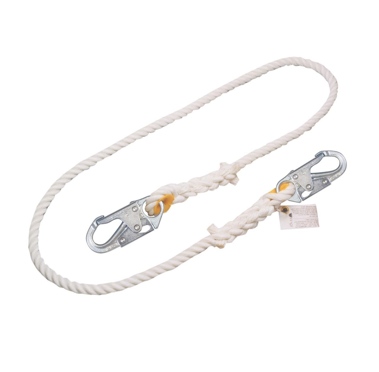 Miller Titan II Positioning and Restraint Lanyards and Positioning Assemblies_1