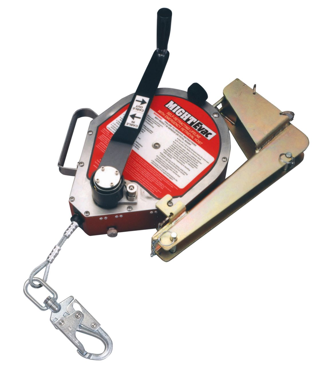 Miller MightEvac Self-Retracting Lifeline