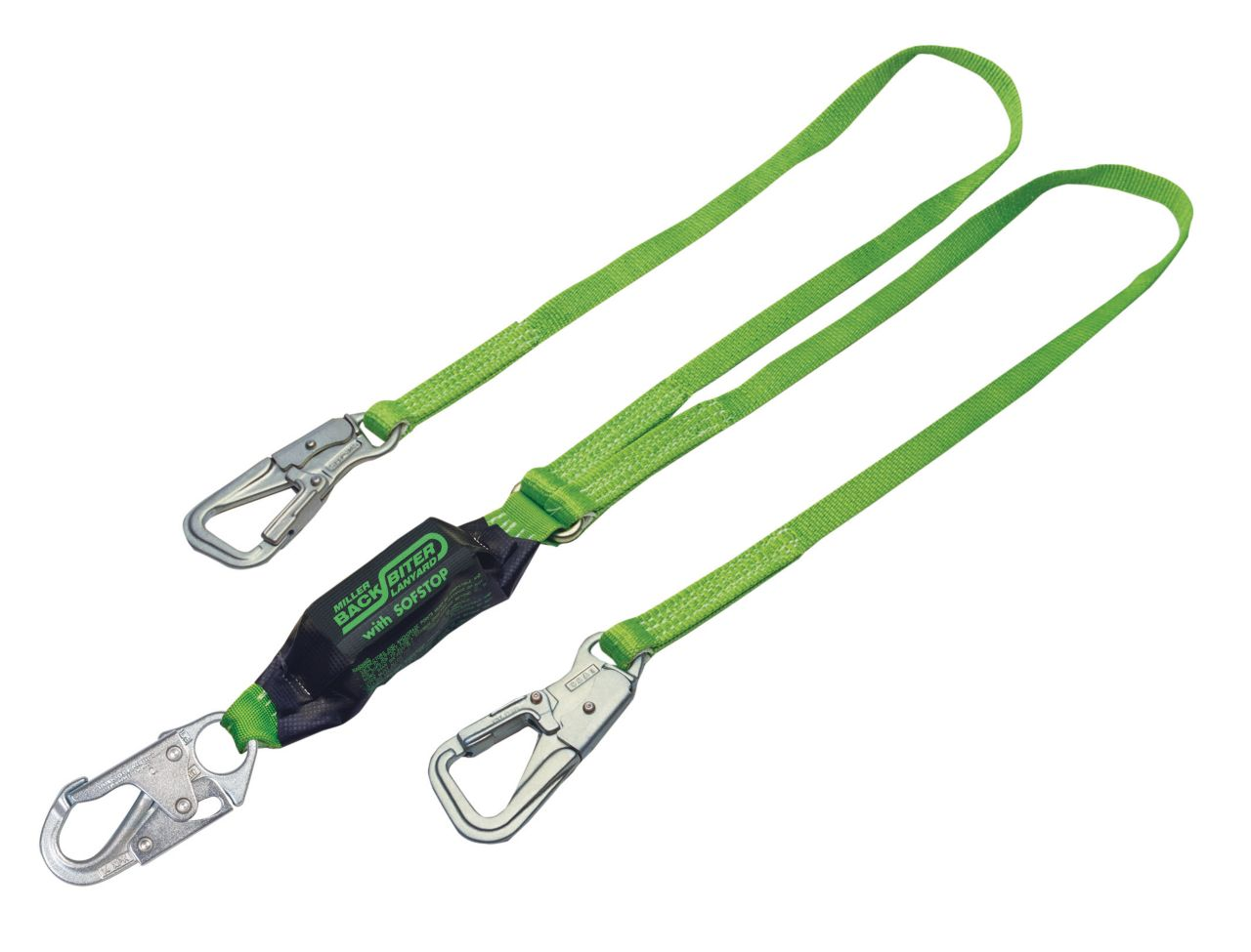 Miller BackBiter® Tie-Back Lanyard