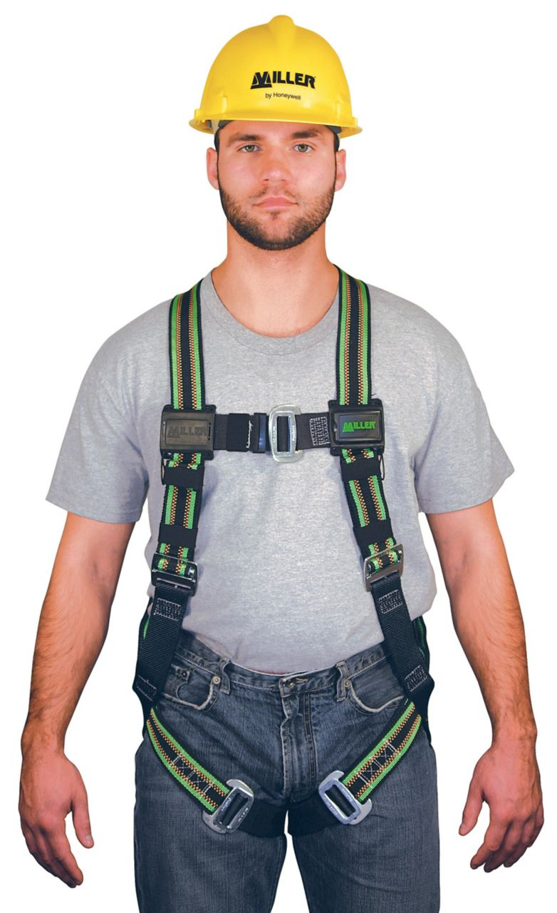 Miller DuraFlex™ Stretchable Harnesses