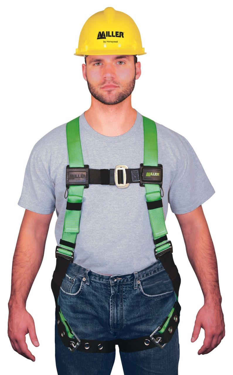 Miller HP™ (High Performance) Non-Stretch Harness_1