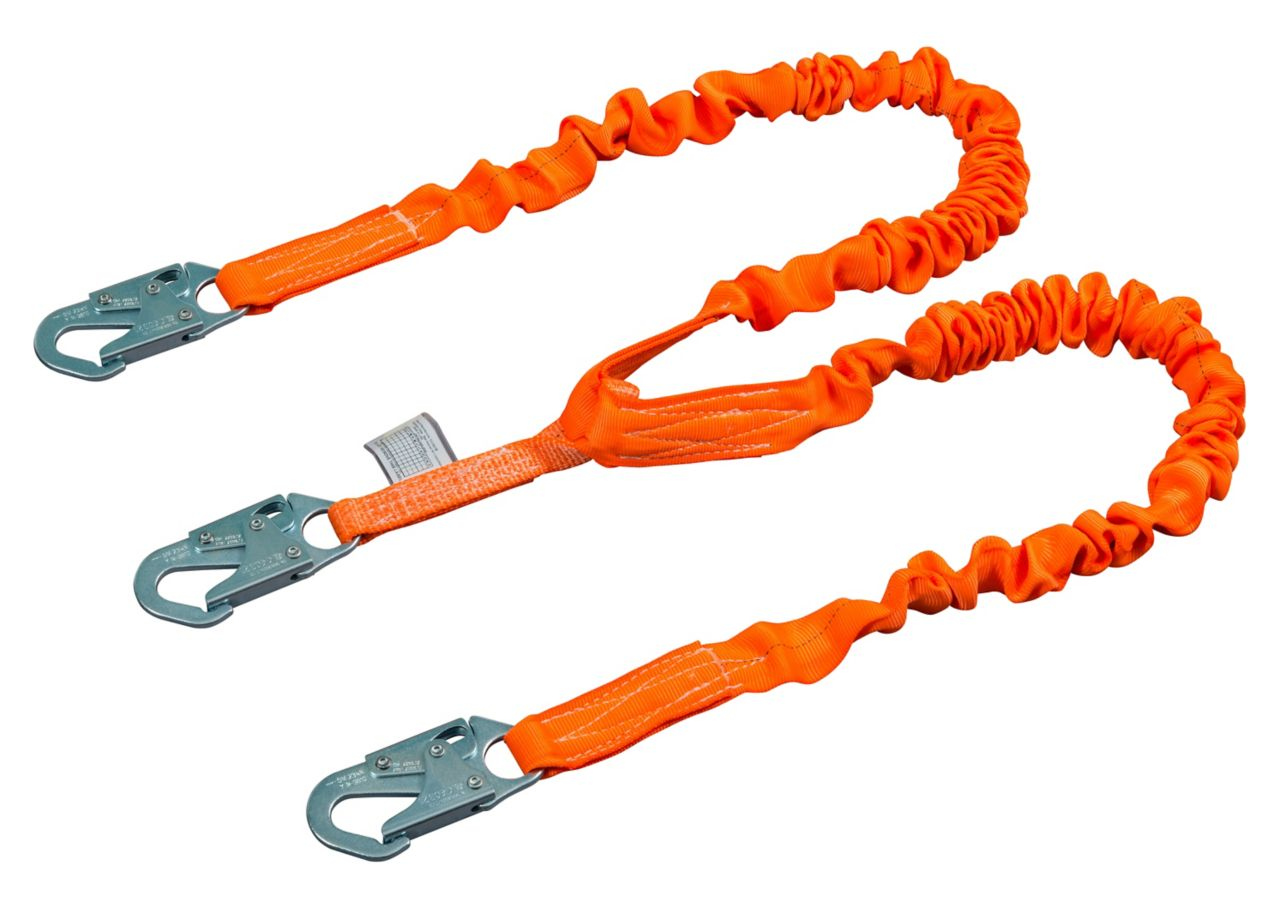 Miller Titan™ II Stretch Tubular Built-In Shock-Absorbing Lanyards_1