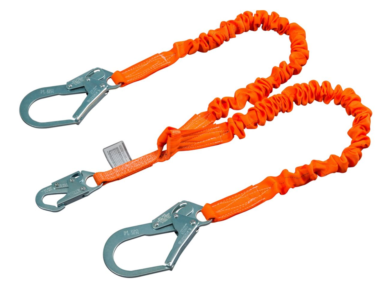 Miller Titan™ II Stretch Tubular Built-In Shock-Absorbing Lanyards_3