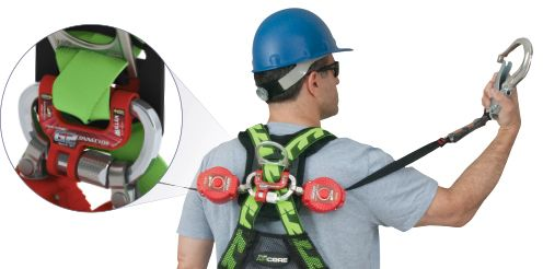 Miller Twin Turbo™ Fall Protection Systems with G2 Connector_2