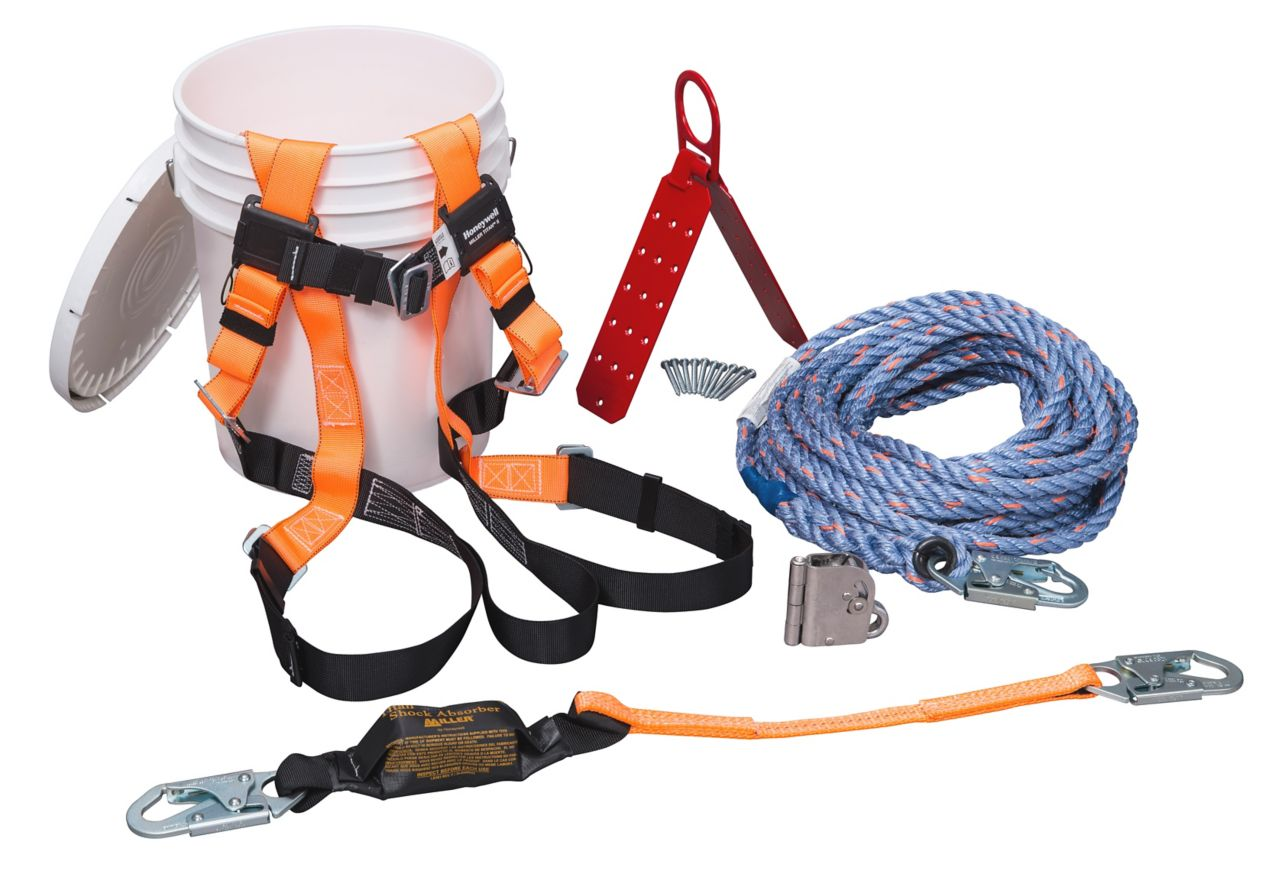 Titan II ReadyRoofer® Fall Protection System