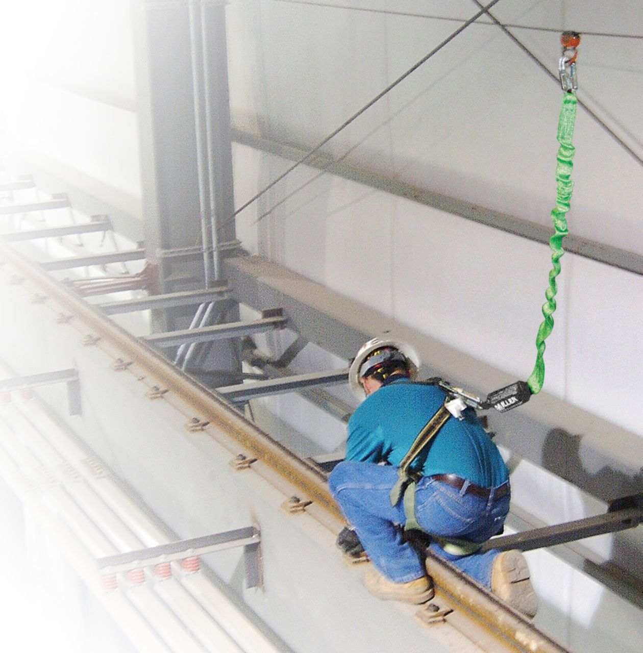 Miller Xenon™ Permanent Horizontal Lifeline Kits