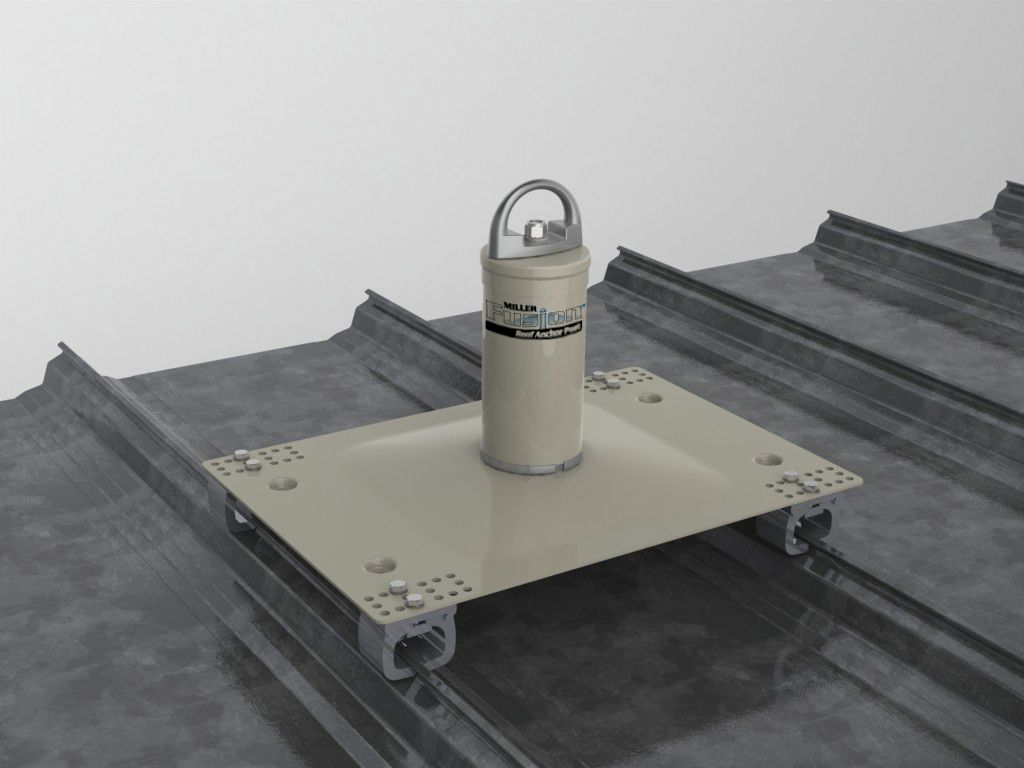 Miller Fusion™ Roof Anchor Post_2
