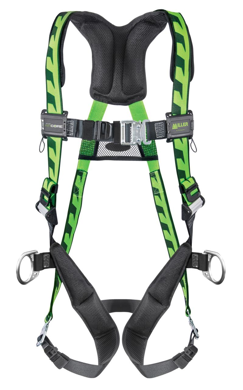 Miller AirCore Harness with Steel Hardware_7