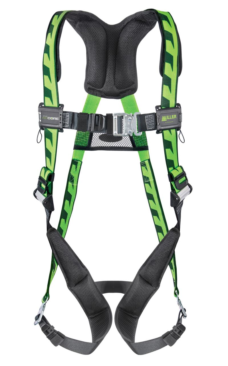 Miller AirCore Harness with Steel Hardware_8