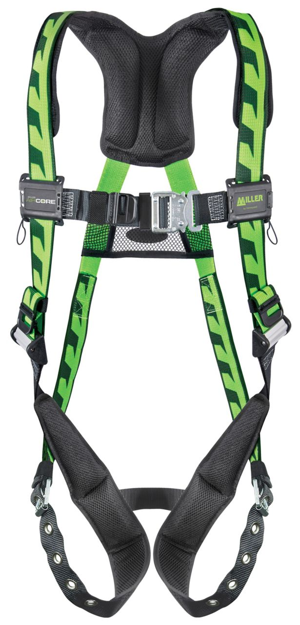 Miller AirCore Harness with Steel Hardware_9