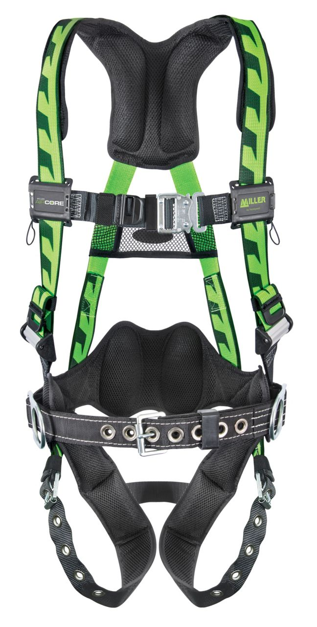Miller AirCore Harness with Steel Hardware_10