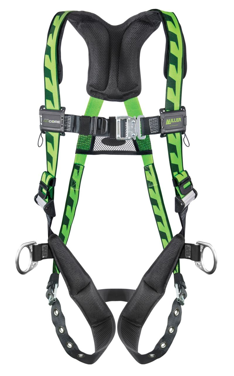 Miller AirCore Harness with Steel Hardware_11