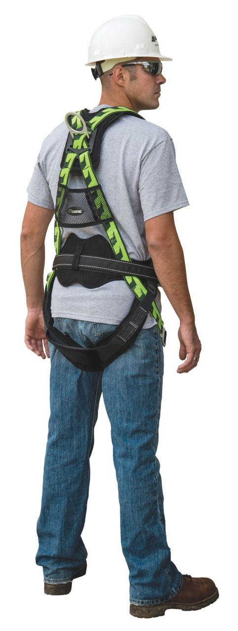 Miller AirCore Harness with Steel Hardware_13