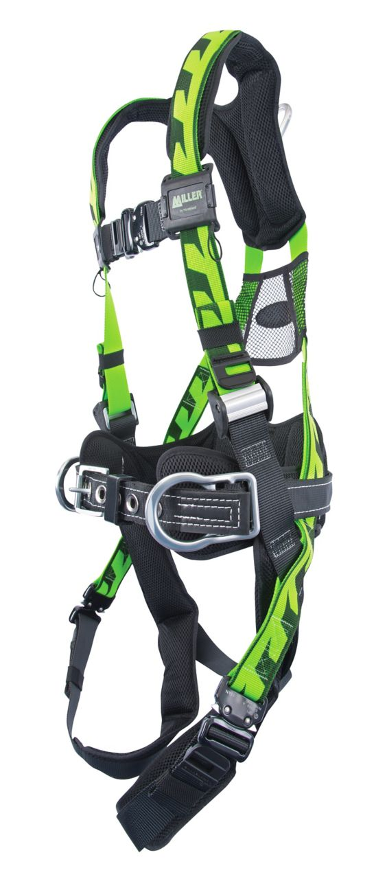 Miller AirCore™ Harness with Aluminum Hardware_4