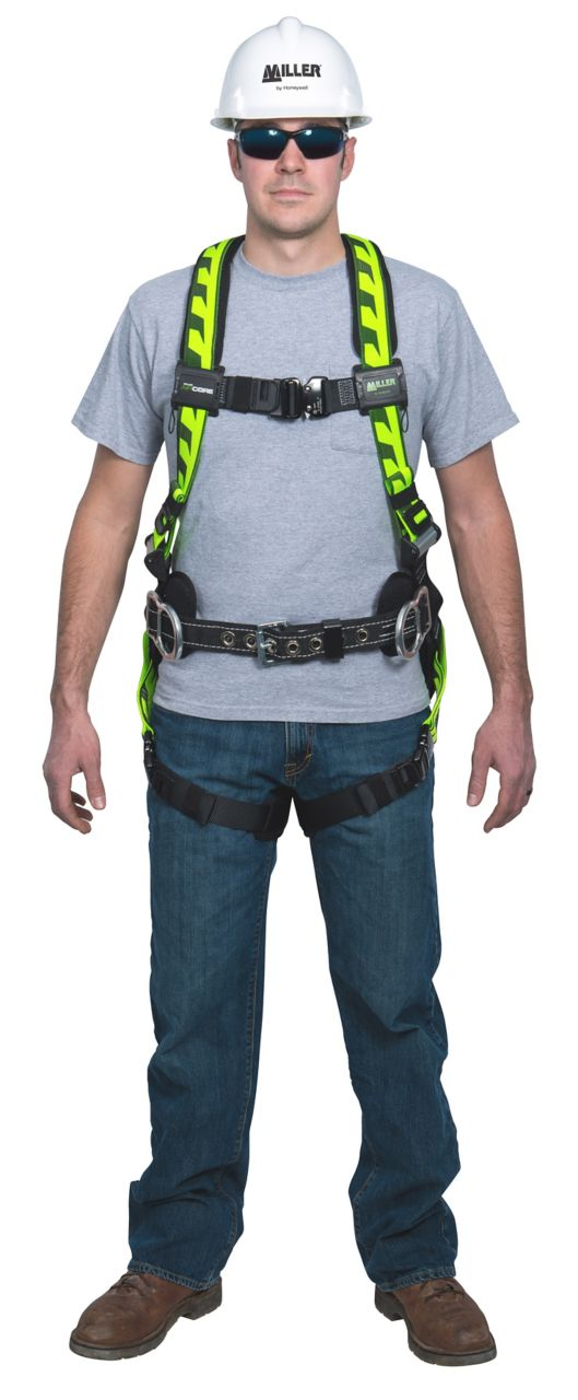 Miller AirCore™ Harness with Aluminum Hardware_5