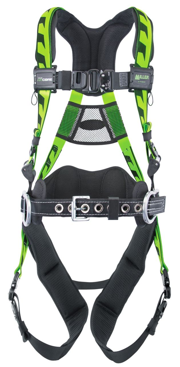 Miller AirCore™ Harness with Aluminum Hardware