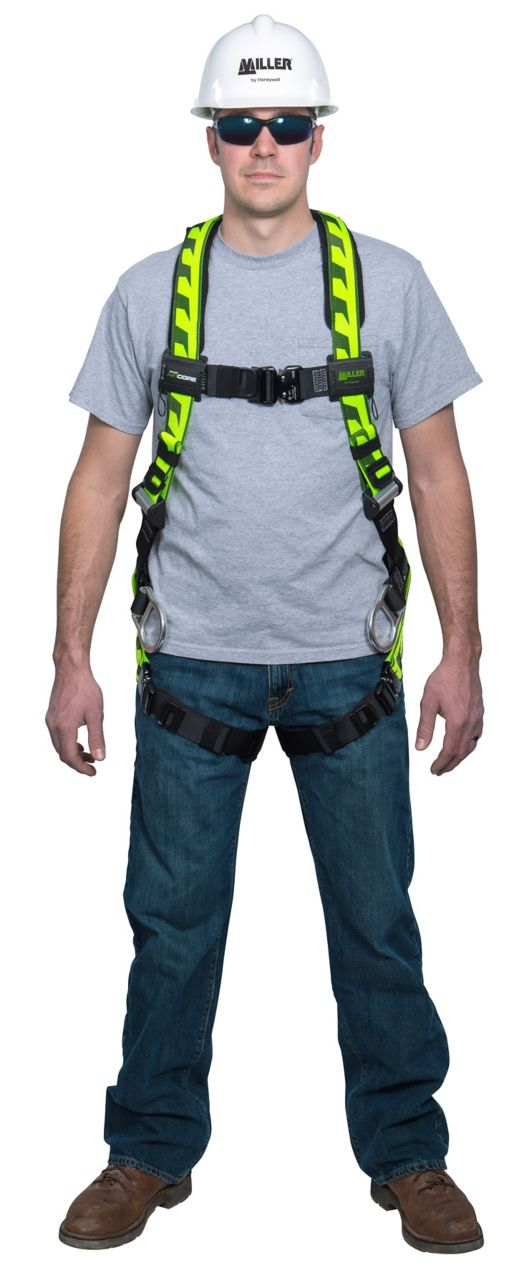 Miller AirCore™ Harness with Aluminum Hardware_8