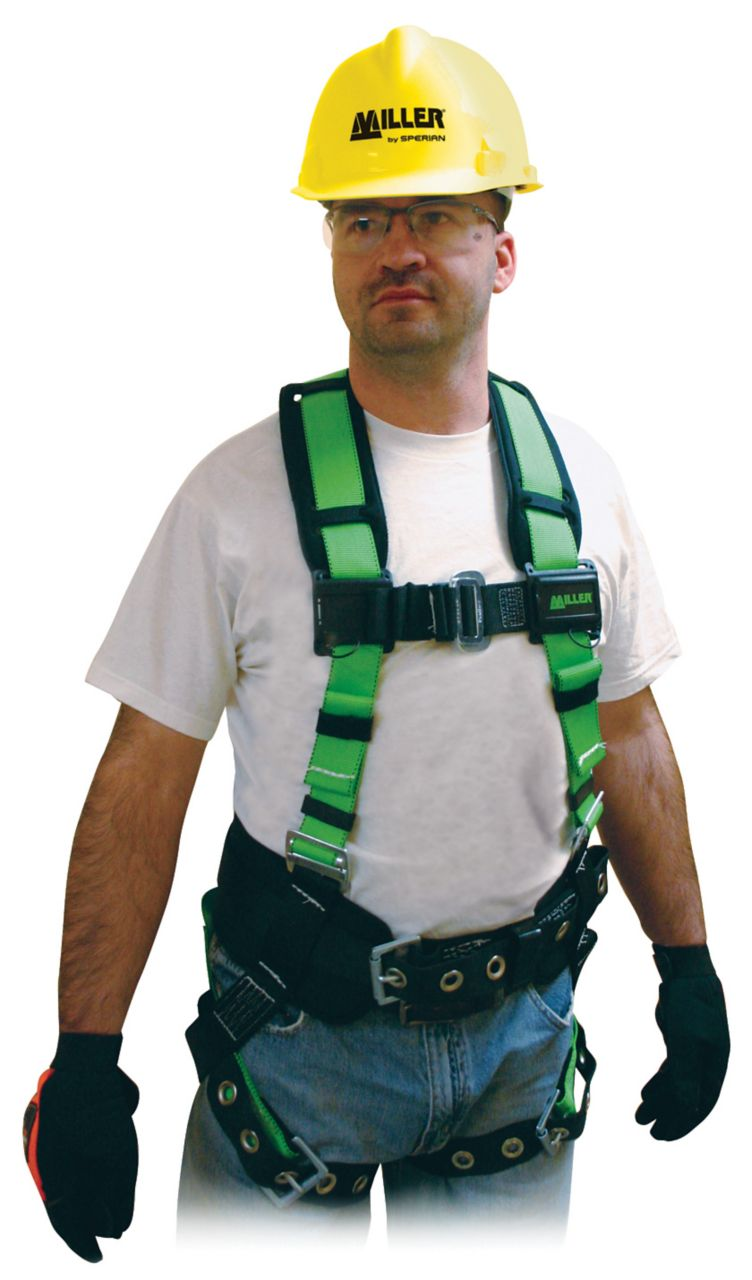Miller™ Contractor Non-Stretch Harnesses_1