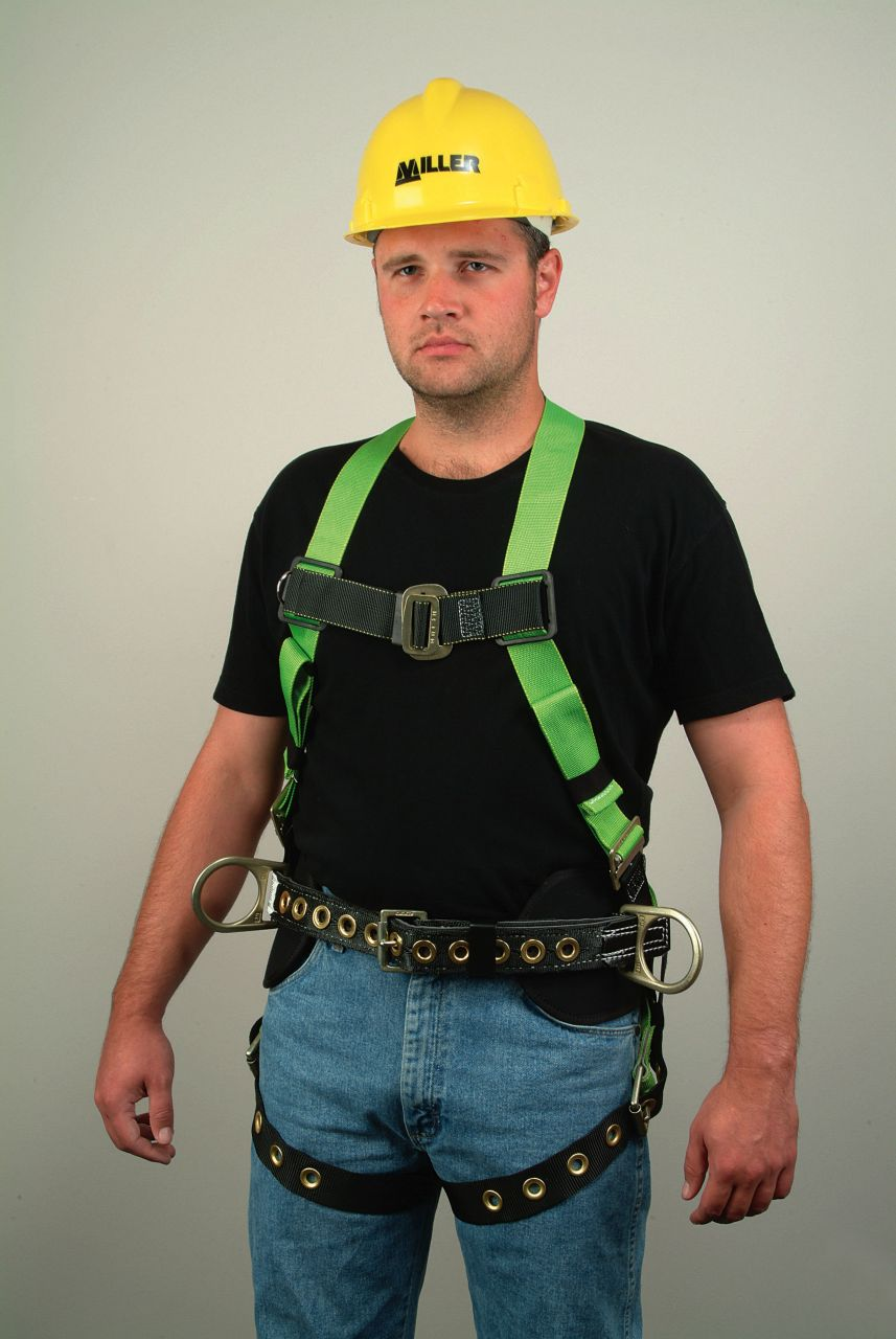 Miller HP™ (High Performance) Non-Stretch Harness_3