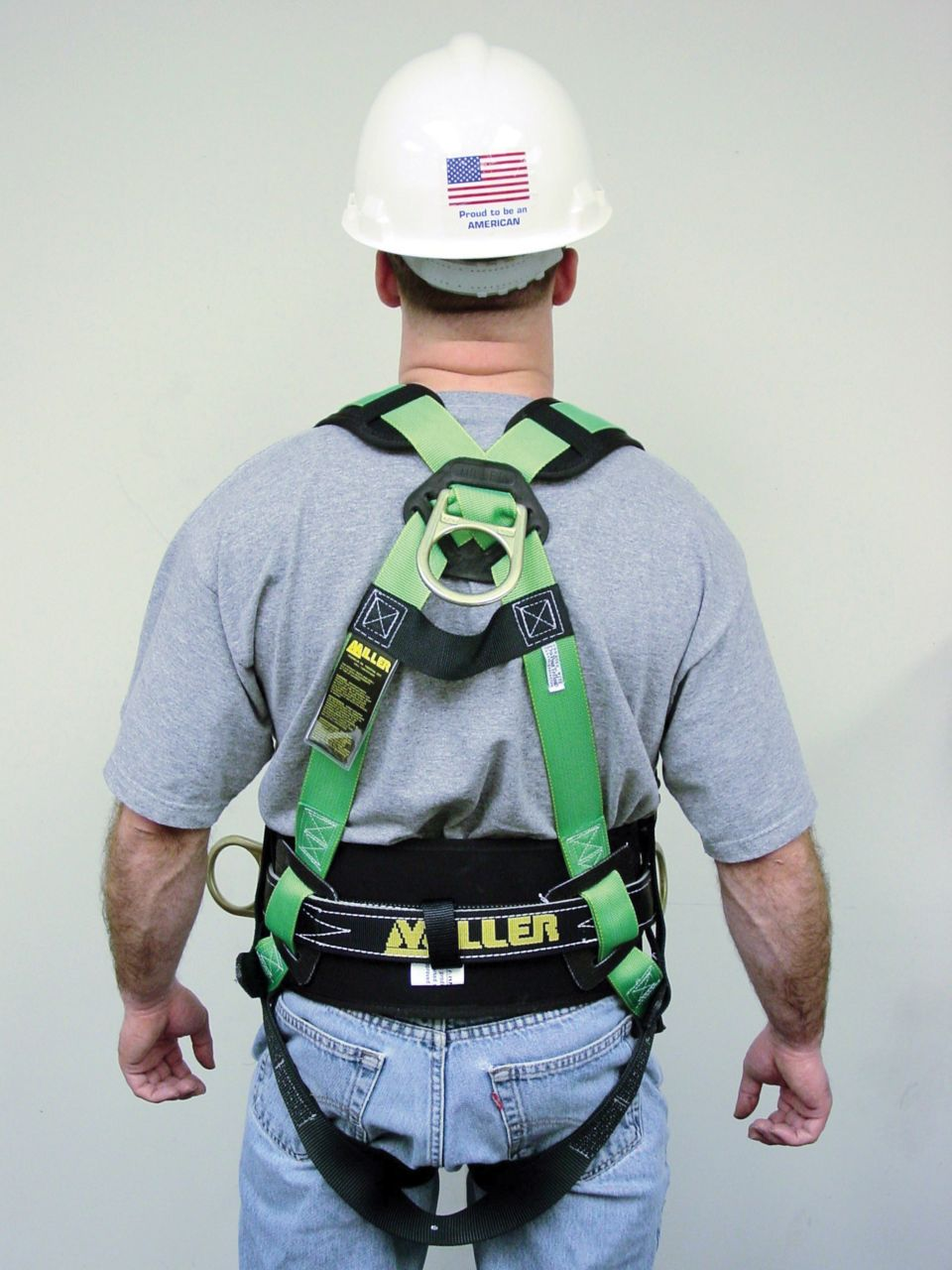 Miller HP™ (High Performance) Non-Stretch Harness_4