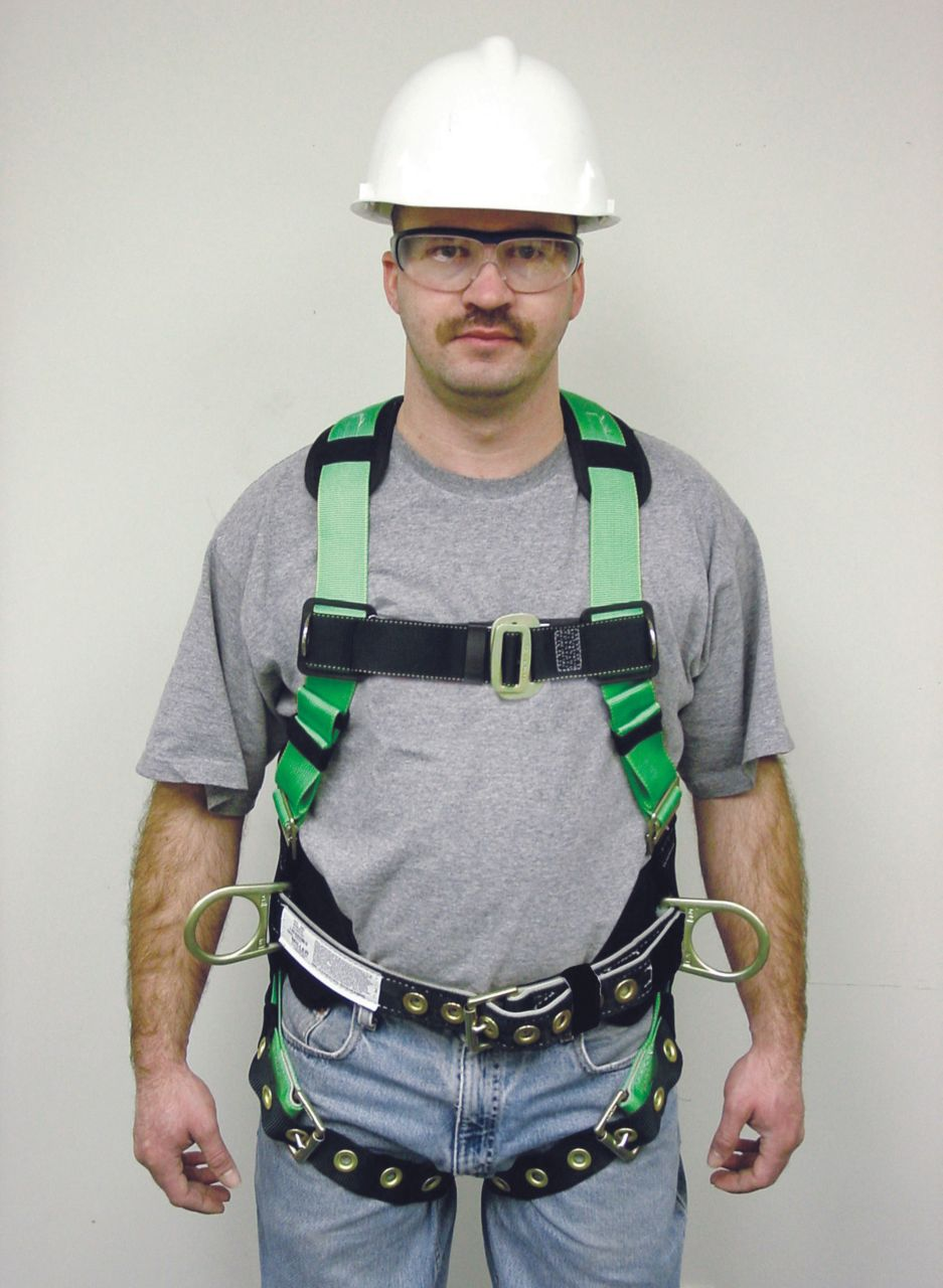 Miller HP™ (High Performance) Non-Stretch Harness_5