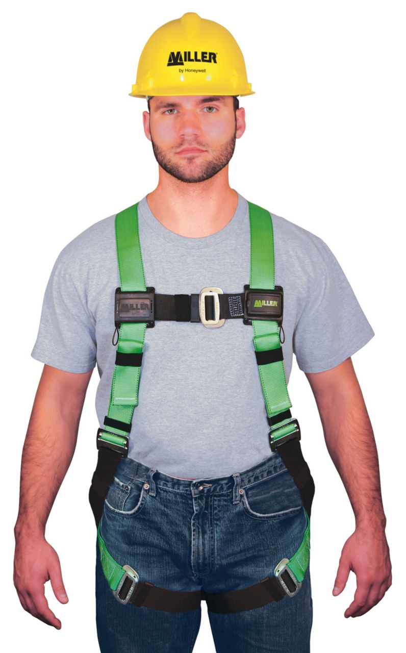 Miller HP™ (High Performance) Non-Stretch Harness_6