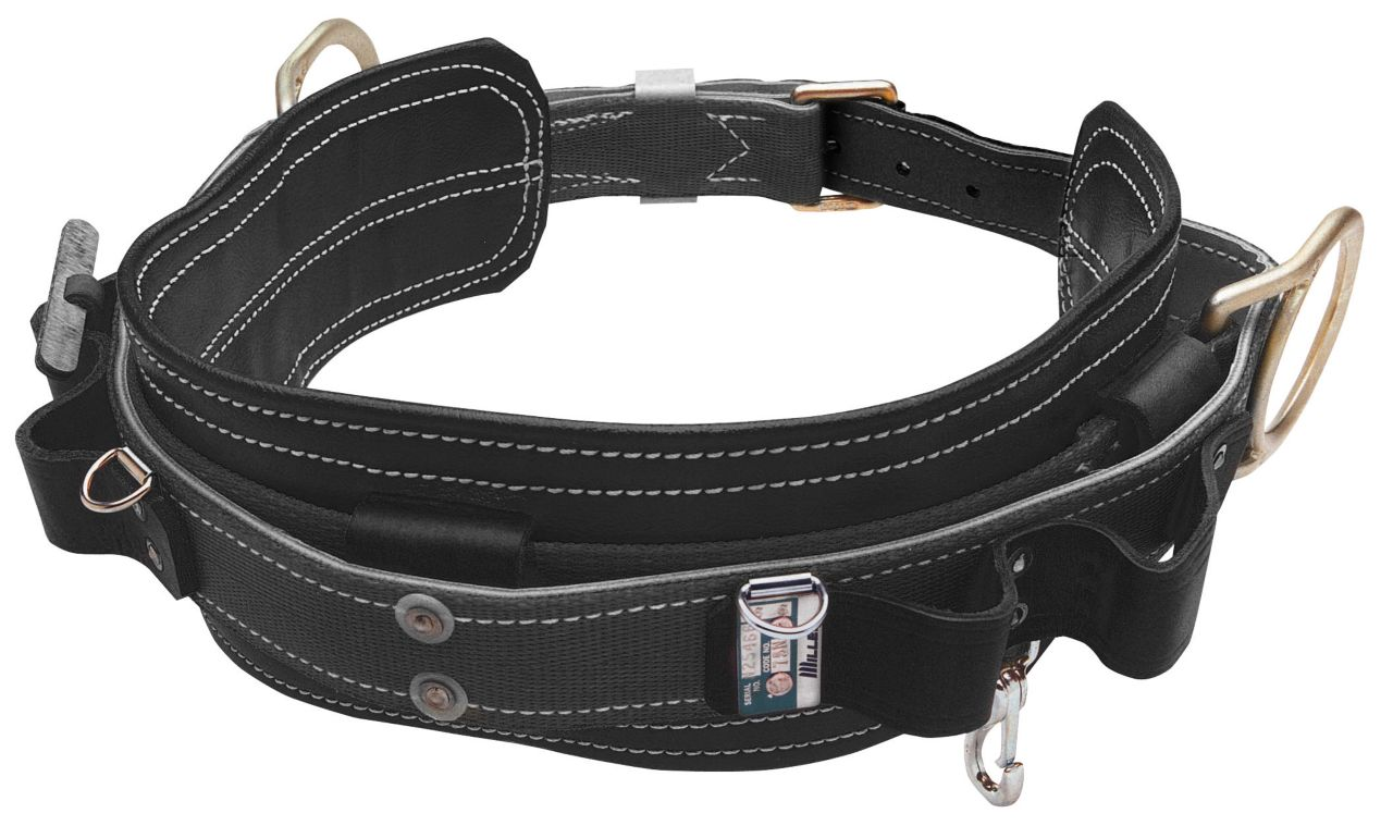 Miller Linemen's Belts_1