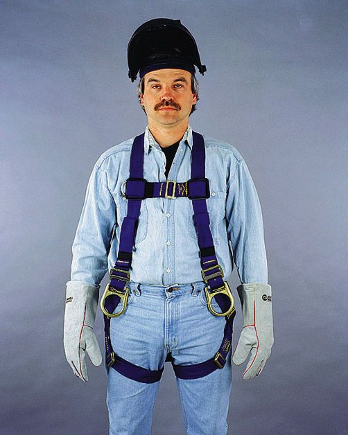 Miller Welding Harness