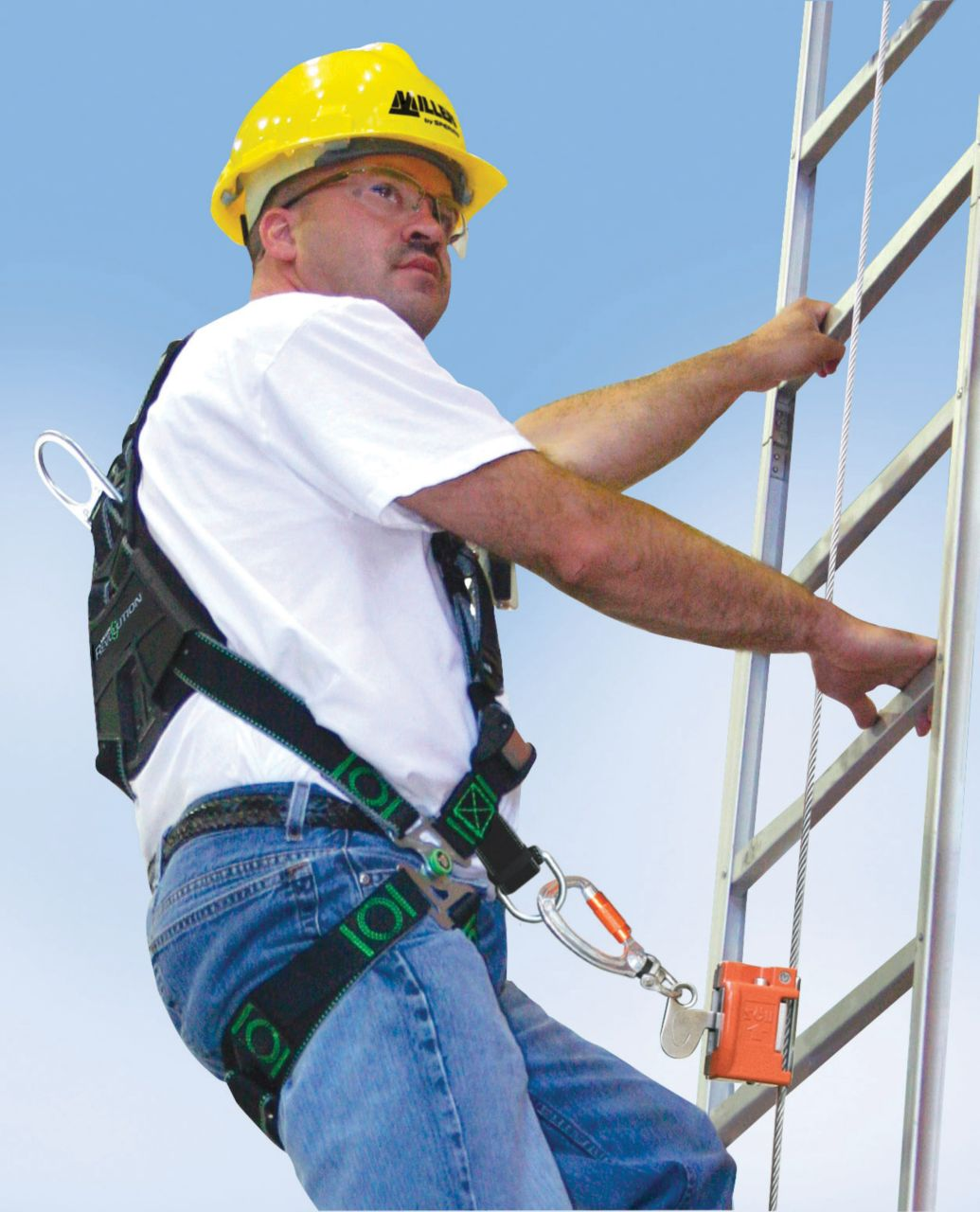 Miller Vi-Go™ Ladder Climbing Safety Systems (Cable)_5