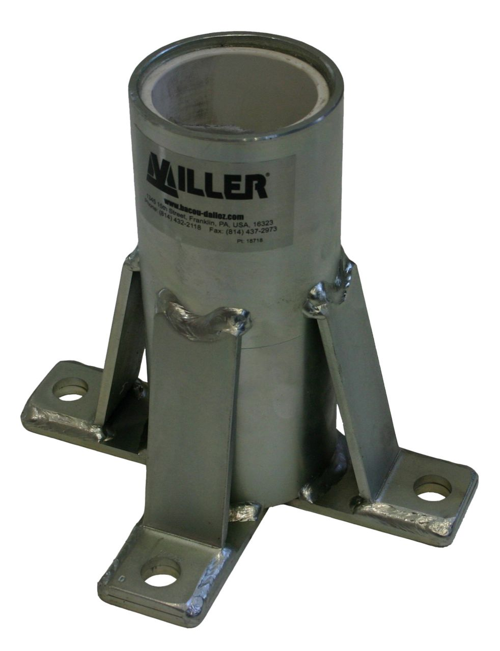Miller DuraHoist™ Portable Confined Space System_47