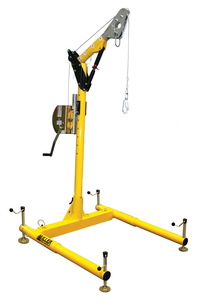 Miller DuraHoist™ Portable Confined Space System_1