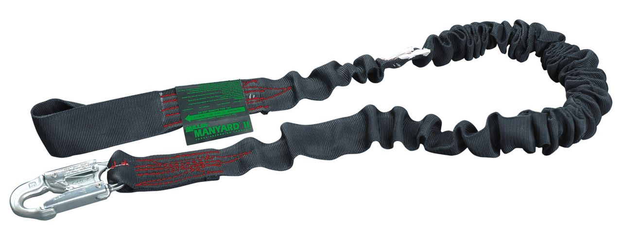 Miller™ Arc-Rated Shock-Absorbing Lanyards