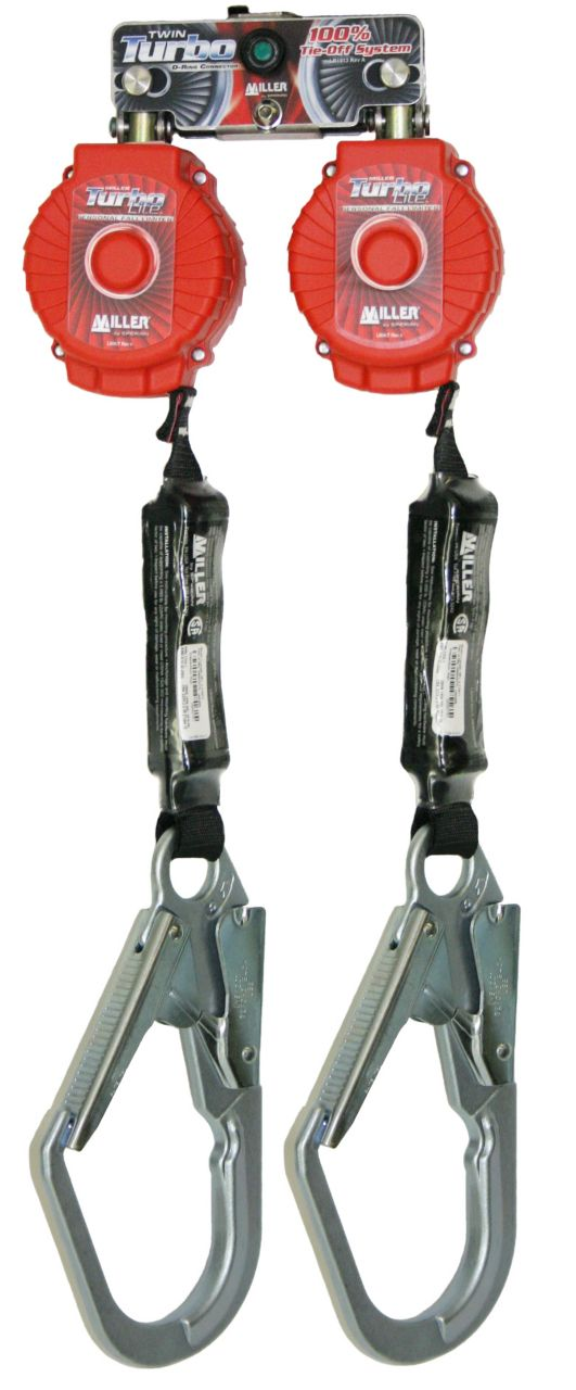 Miller Twin Turbo™ Fall Protection Systems with D-Ring Connector_4