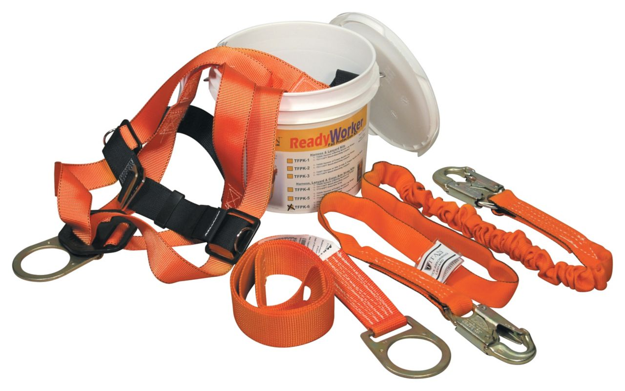 Titan II ReadyWorker™ Fall Protection Kits_1