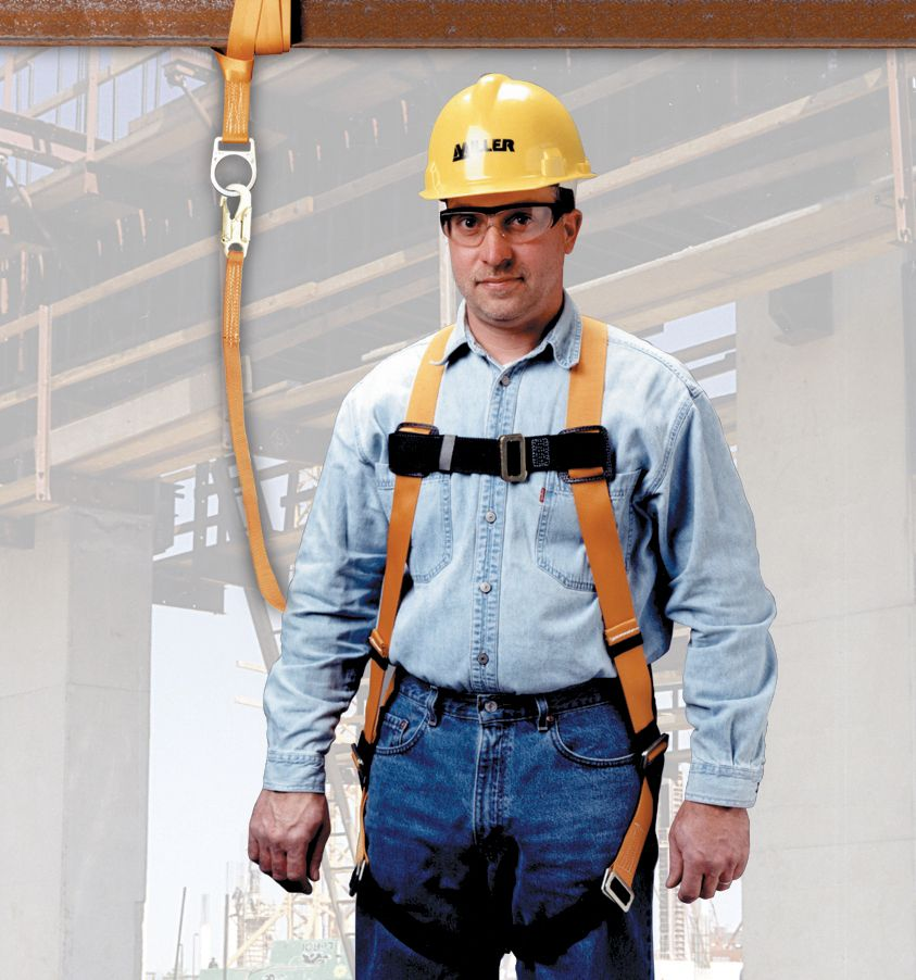 Titan II Job Specific Fall Protection Kits